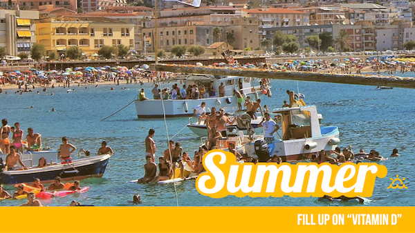 What to do in cefalù during the summer