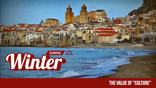 What to do in cefalù during the winter